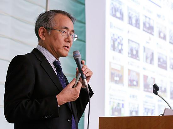 滋賀大学 竹村データサイエンス学部長