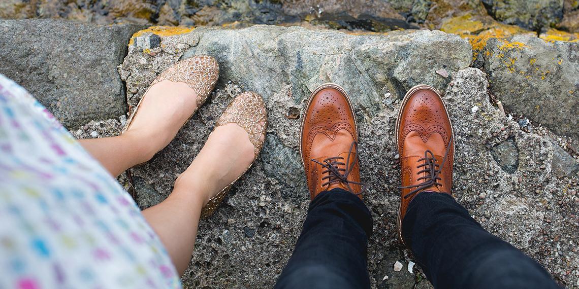 婦人靴Kの逸話